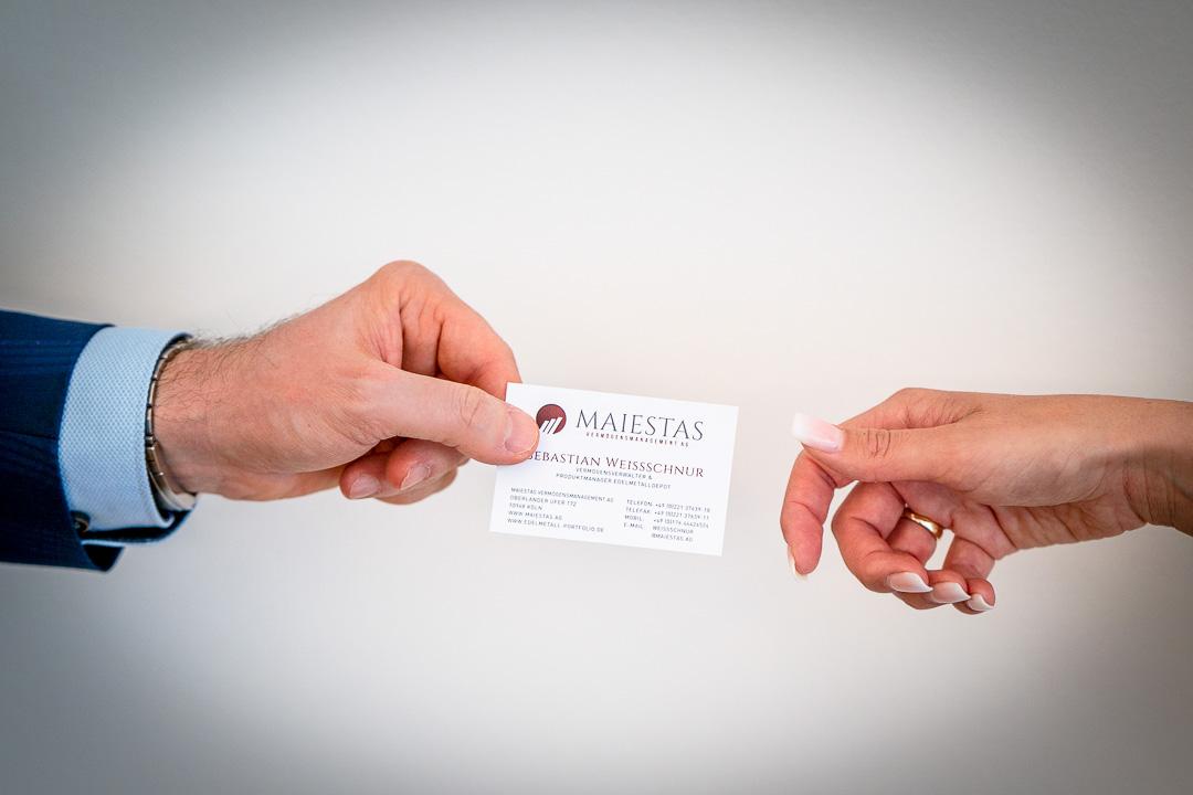 MAIESTAS Kunden Kontakt